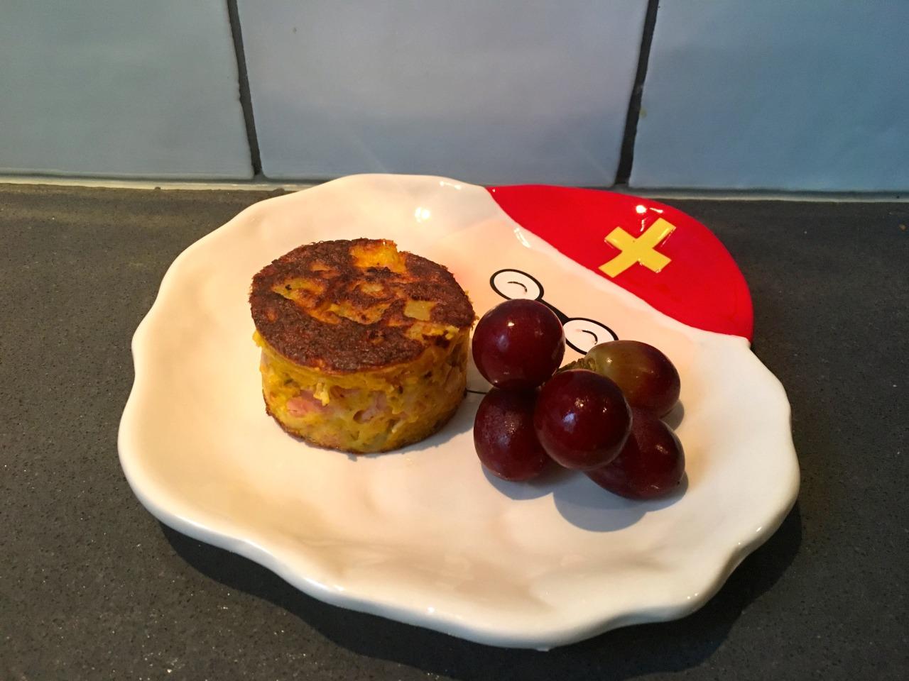 Hartige taart voor juffrouw Eva