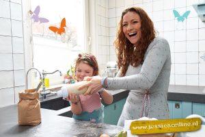 JessicaOnline.nl Spelt pannenkoeken