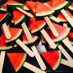Watermeloen lolly JessicaOnline.nl