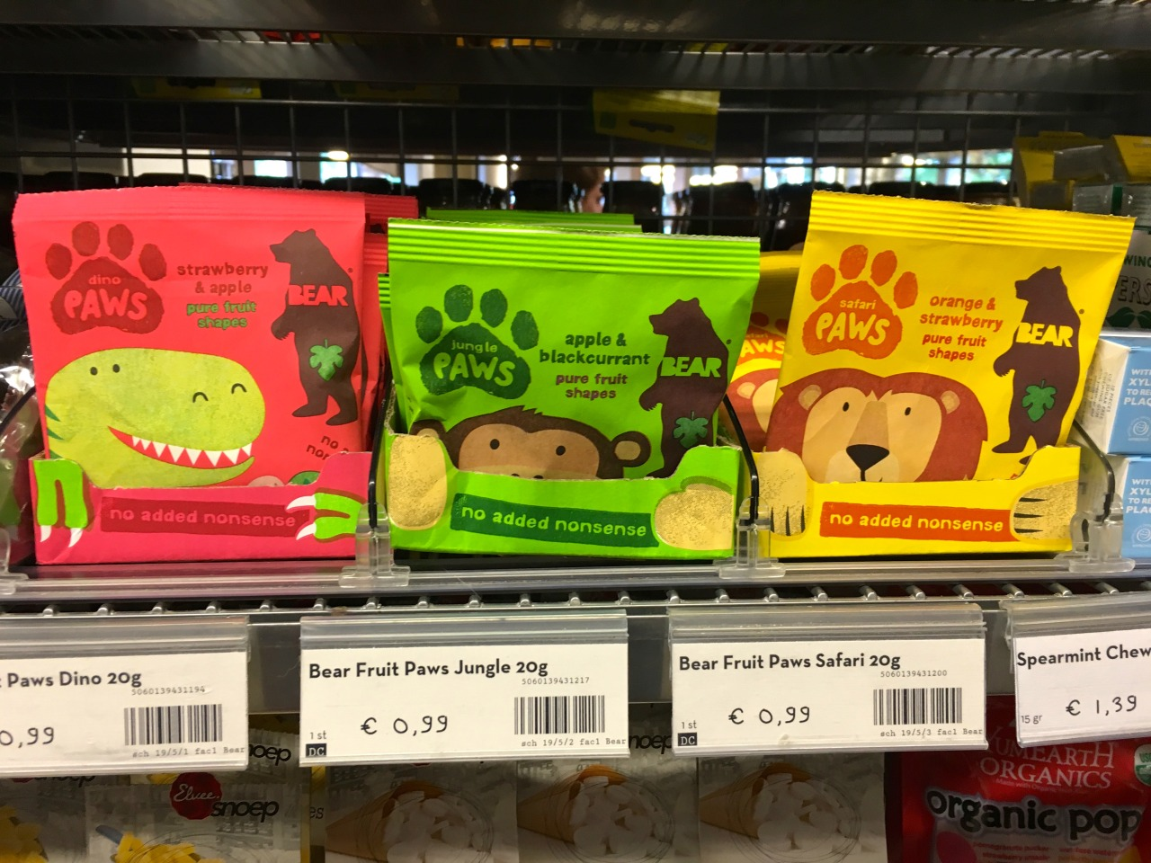 Bear snoepjes JessicaOnline.nl