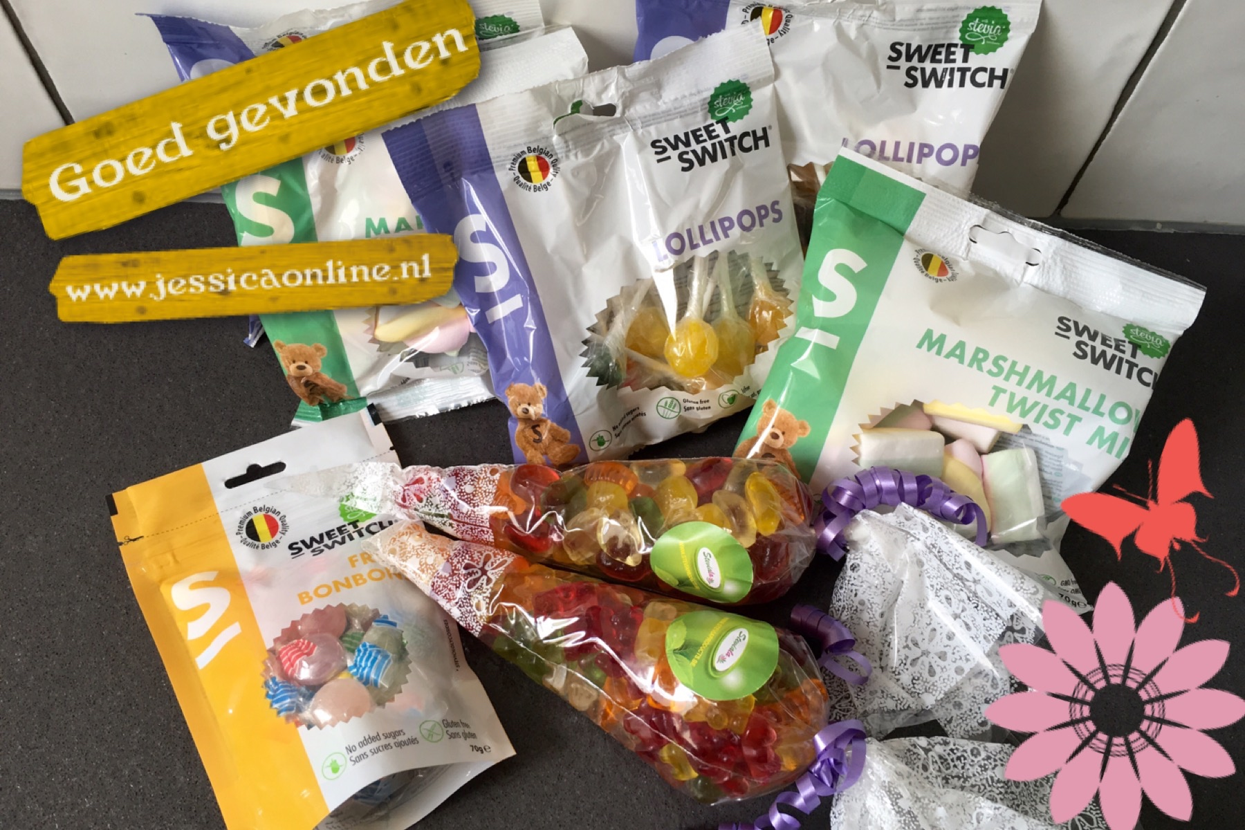stevia snoep jessicaonline.nl