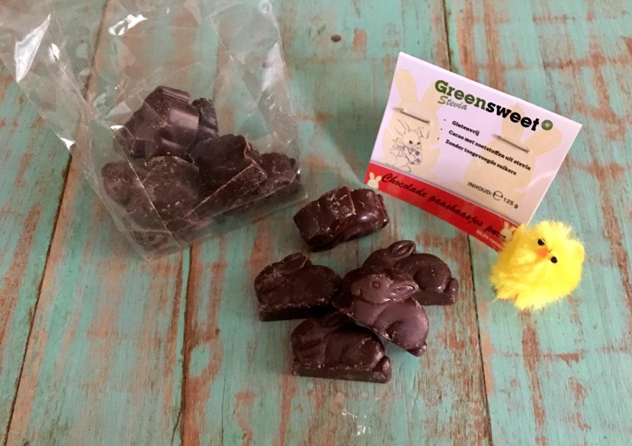 JessicaOnline Paaskonijntjes chocola