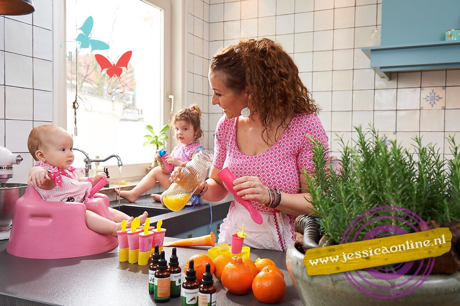 jessicaonline.nl ijsjes maken