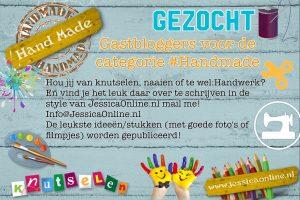 JessicaOnline.nl Gastblogger gezocht