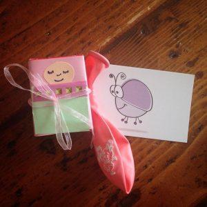 Billie billie doosje rozijntjes baby geboren
