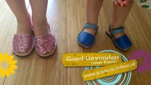 JessicaOnline.nl Mibo Sandals uit Menorca