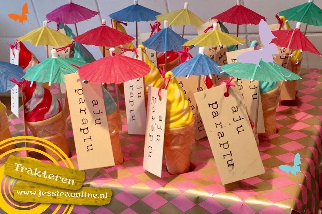 JessicaOnline.nl Aju paraplu