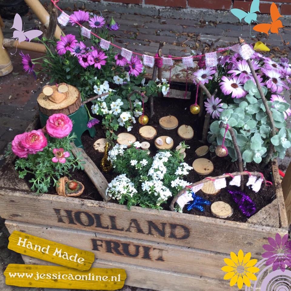 JessicaOnline.nl Fairy Garden