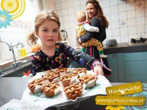 Mini appeltaartjes JessicaOnline.nl