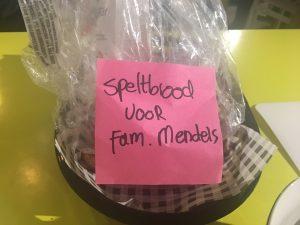 Smeltbrood voor fam Mendels