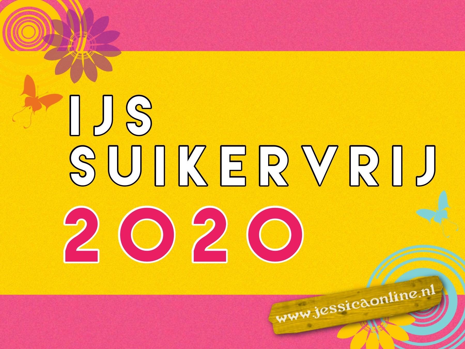 ijssukervrij2020 Missie JessicaOnline.nl