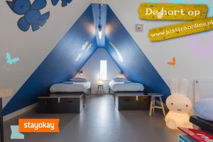 Stay Okay Utrecht Nijntje kamer JessicaOnline.nl
