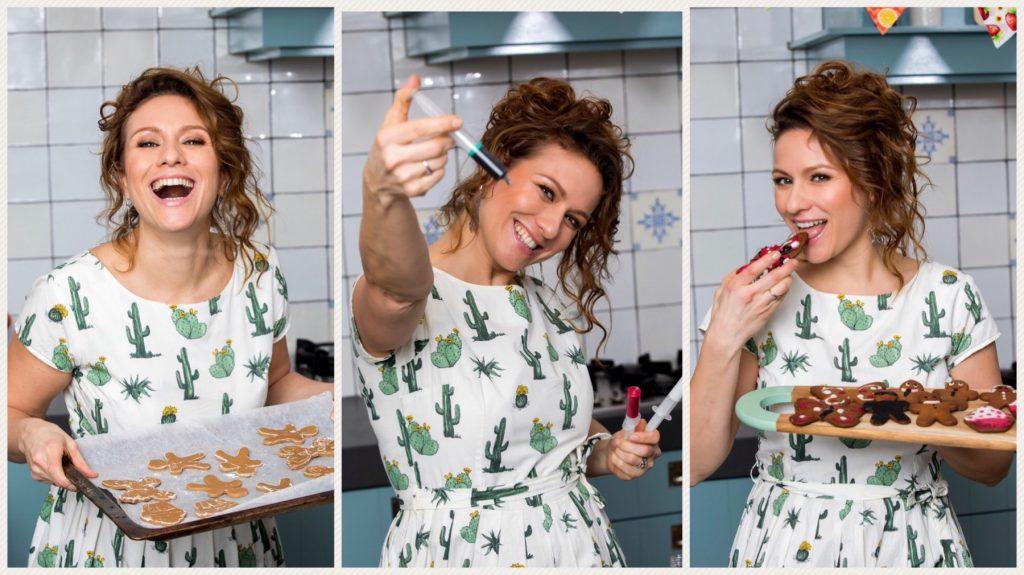 JessicaOnline.nl Laura Oldenbroek Jessica Mendels Koekjes versieren