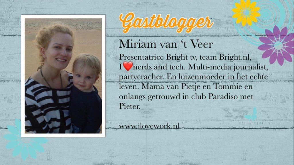 Gastblogger Miriam