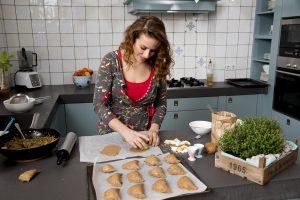 Jessica Mendels pasteitjes Laura Oldenbroek Jessica~Online Voluitlevenmetdiabetes