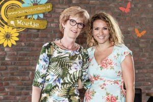 Hanneke Dessing en Jessica Mendels