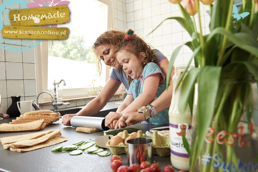 spelt sandwiches voor de high-tea JessicaOnline.nl