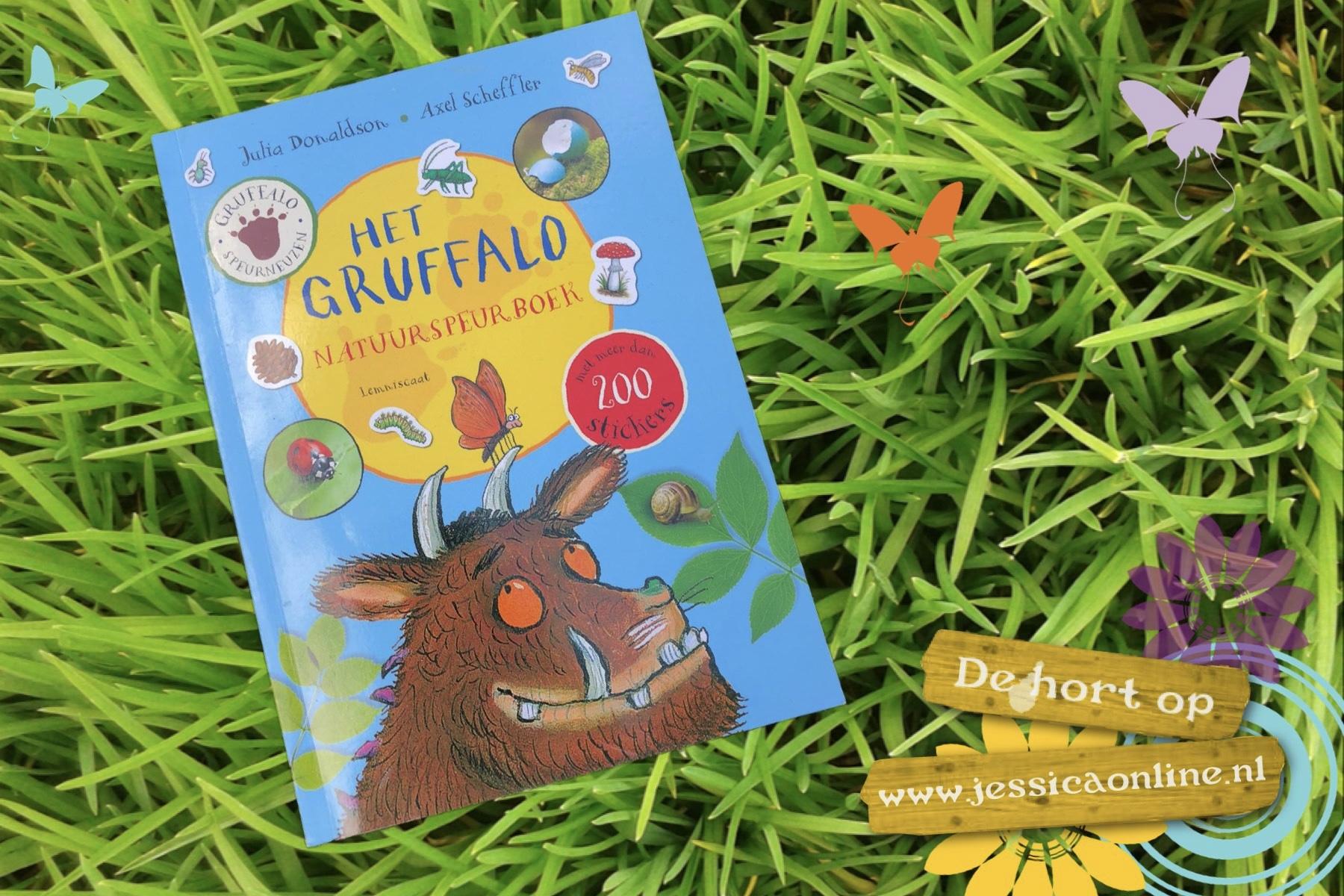 Het Gruffalo Natuurspeurboek