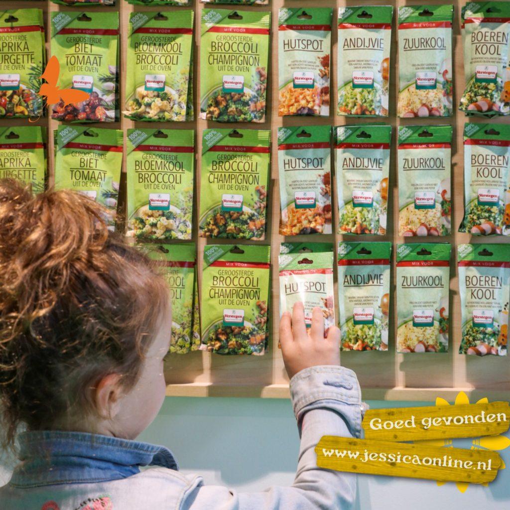 Verstegen groente pop-upstore JessicaOnline.nl