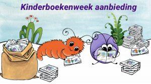 Kinderboekenweek actie van Illie Billie - JessicaOnline.nl