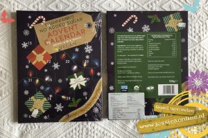 JessicaOnline.nl Adventskalender zonder toegevoegde suiker Holland&Barrett