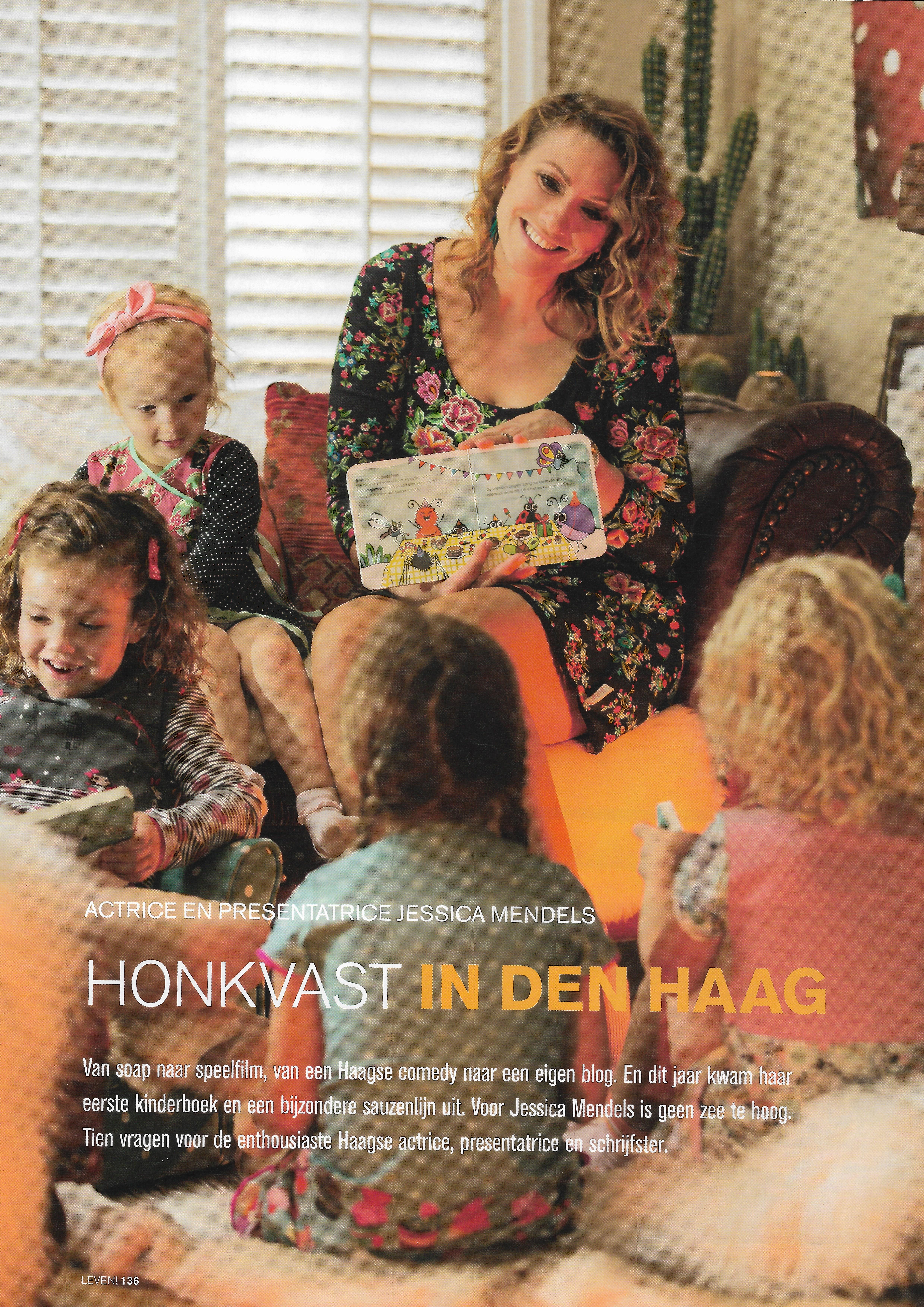 Honkvast in Den Haag – LEVEN Magazine