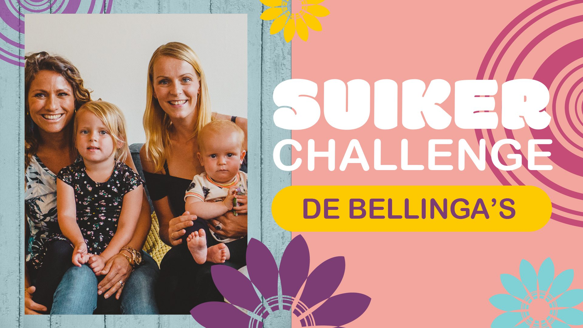 Geen koelkast geheimen meer met De Bellinga's – SuikerChallenge #3