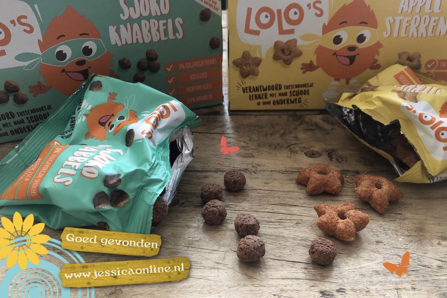 Lolo's bites - JessicaOnline.nl