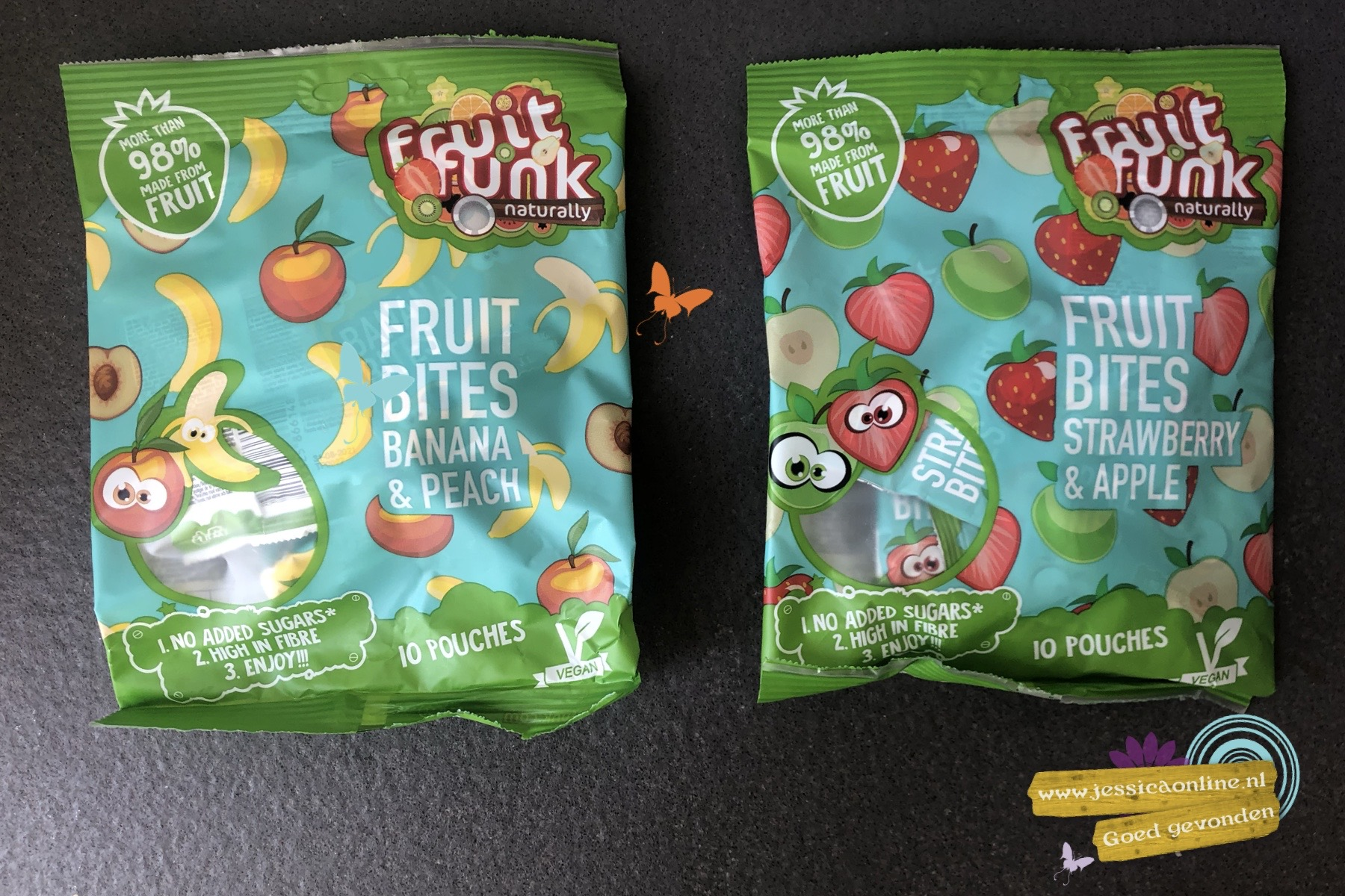 Fruitsnoepjes multibag