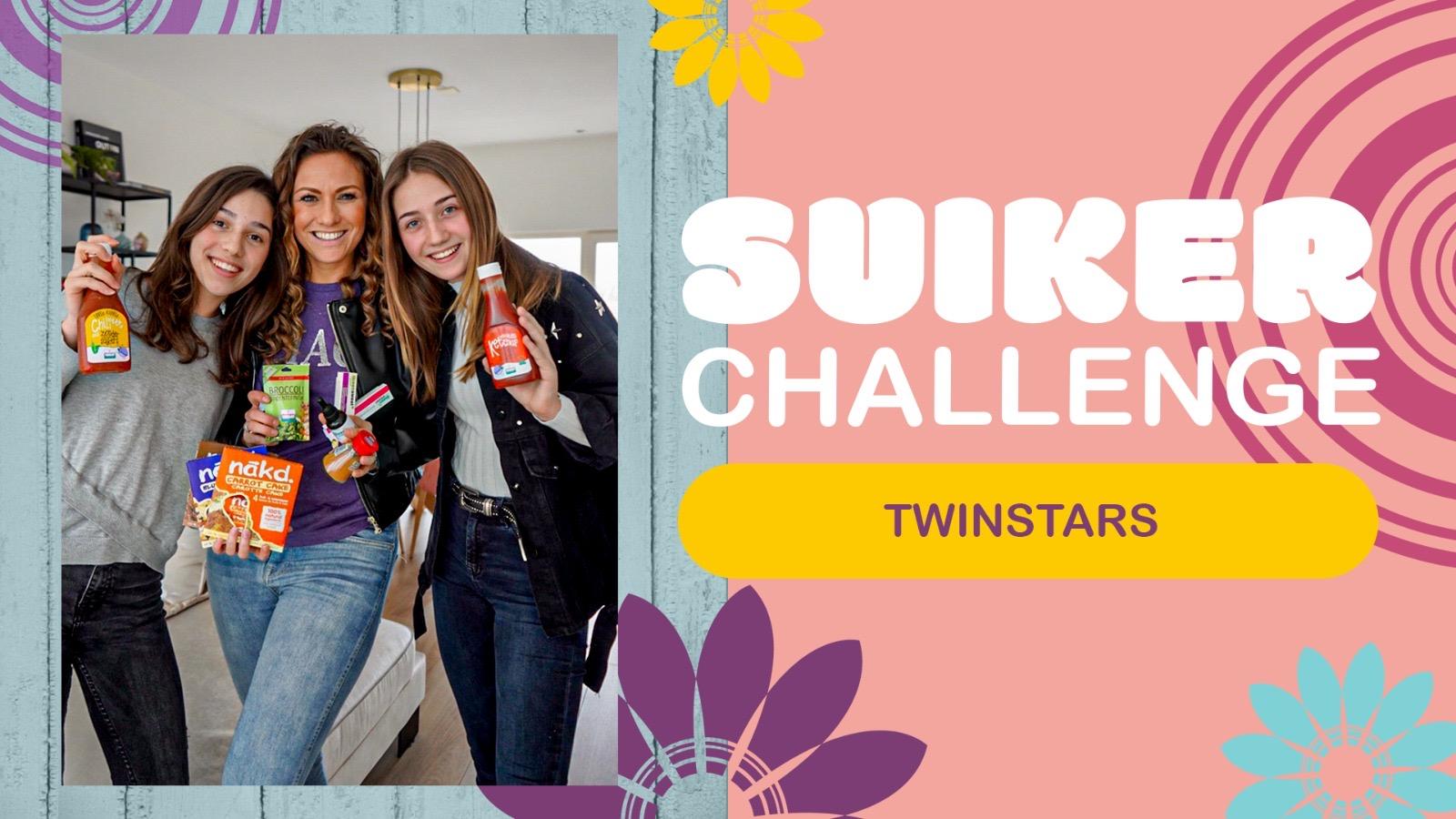 Valsspelen tijdens de SuikerChallenge? met Twinstars