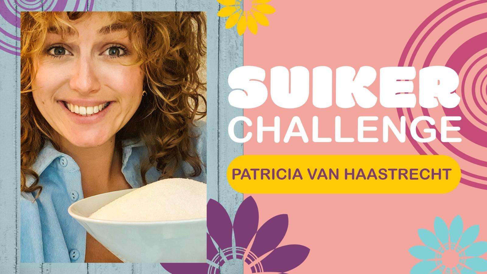 Suikerchallenge Patricia van `Haastrecht JessicaOnline.nl