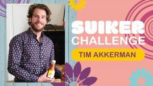 Suikerchallenge Tim Akkerman JessicaOnline.nl