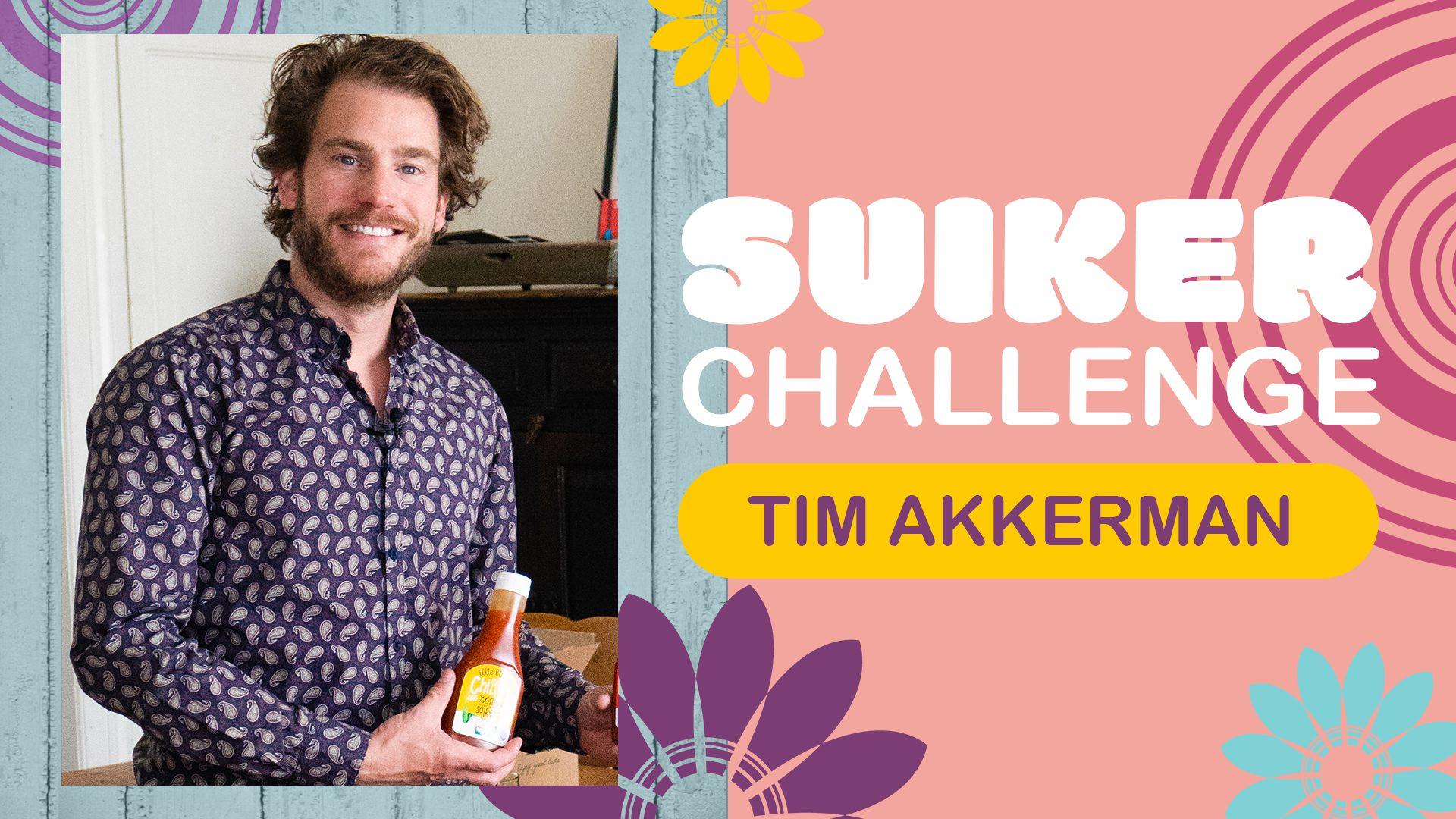 Tim Akkerman breekt het hart van Jessica | SuikerChallenge #9