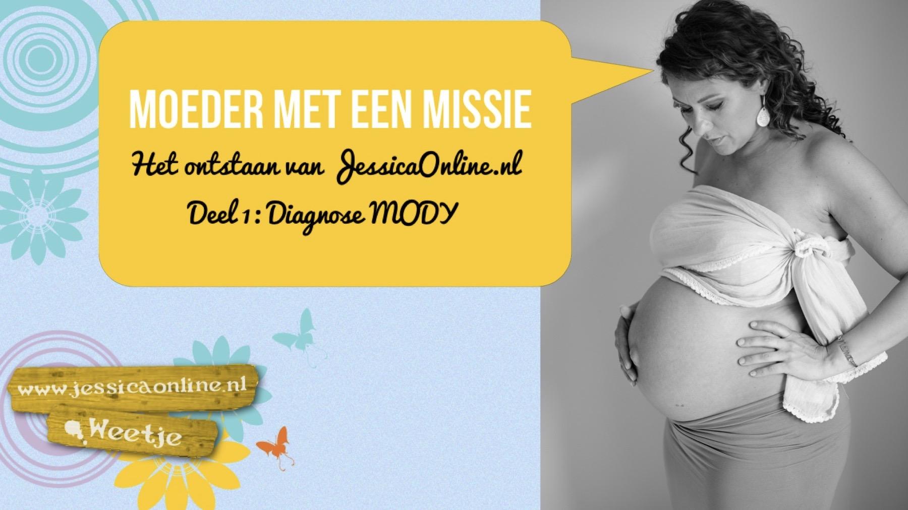 Moeder met een missie I Zwangerschapsdiabetes I Het begin