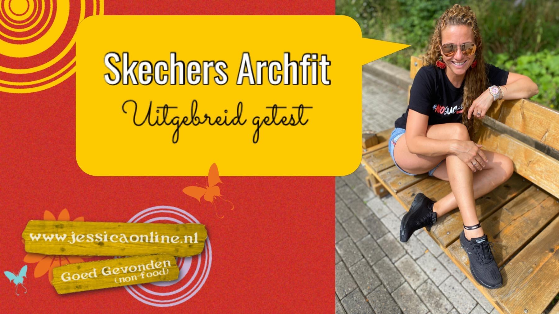 Skechers Atchfit JessicaOnline.nl
