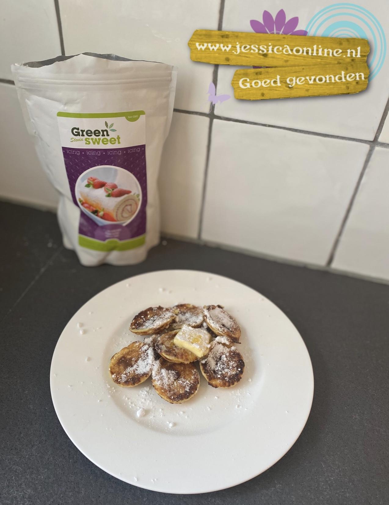 Suikervrije poedersuiker