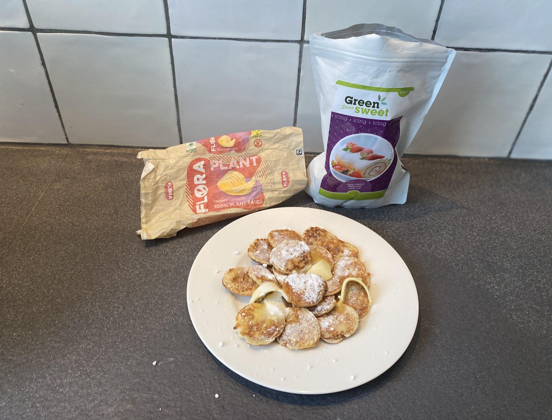 Feest ontbijt – Speltpoffertjes