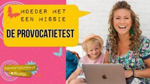 Provocatietest Baked milk JessicaOnline.nl