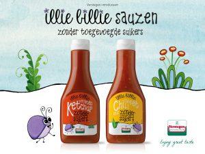 Billie billie sauzen van verstegen en jessica mendels