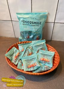 uitdeel zakjes Food2smile JessicaOnline.nl