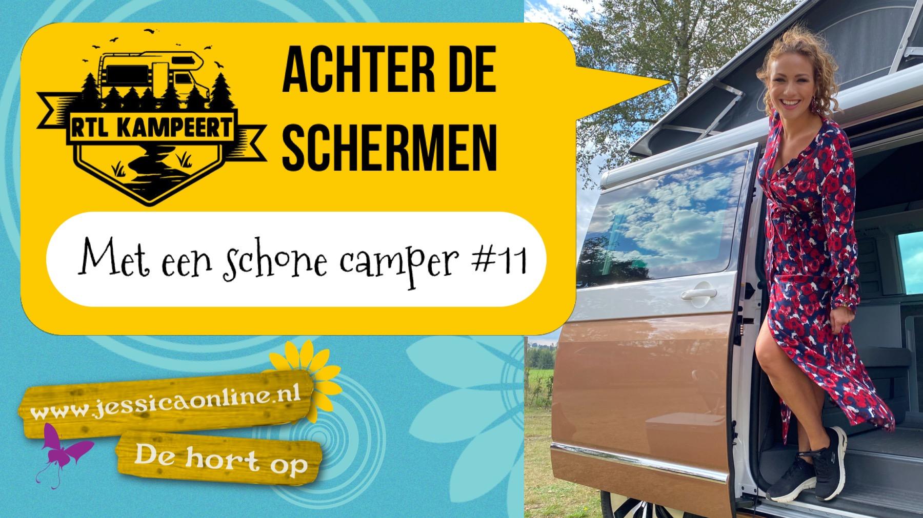 Met een schone camper I RTL Kampeert Achter de Schermen #11
