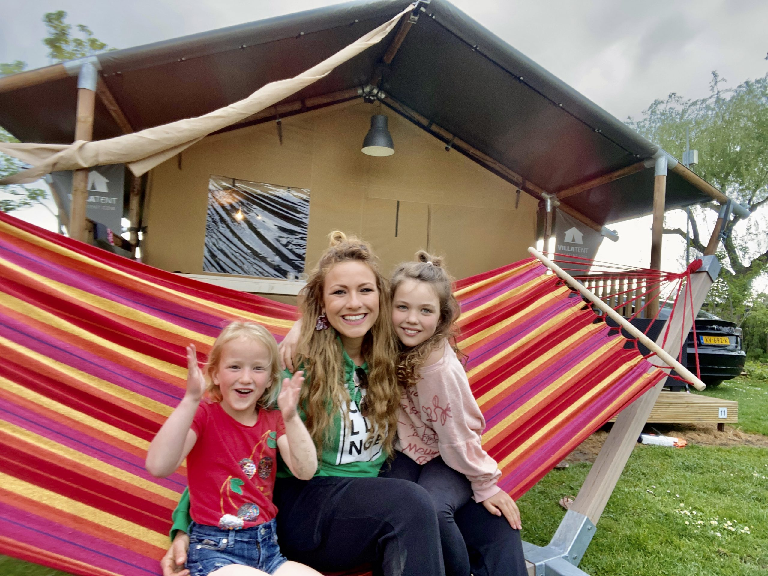 Of ik van kamperen hou? JessicaOnline.nl