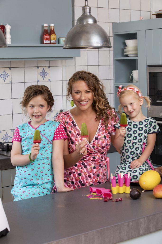 ijsjes baby's eerste jaren Jessicaonline.nl